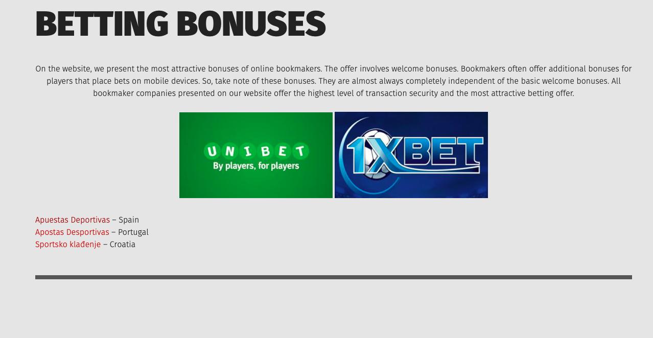 Bookmakere og kasinoer i Storbritannia